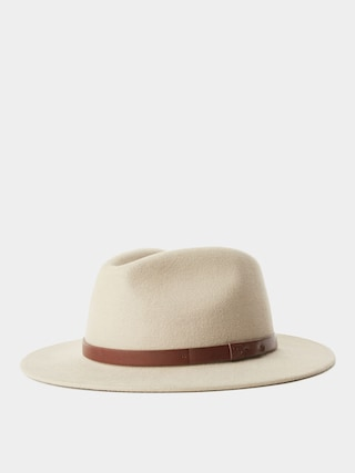 Brixton Messer Fedora Hat (rock)