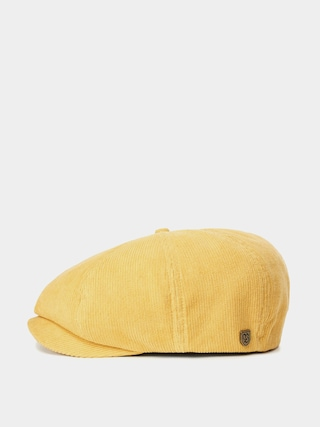 Brixton Brood Lw ZD Flat cap (sunset yellow)