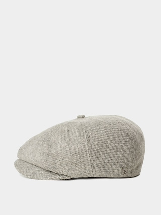 Brixton Brood Lw ZD Flat cap (grey/black)