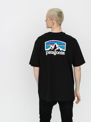 Patagonia Fitz Roy Horizons Responsibili T-shirt (black)