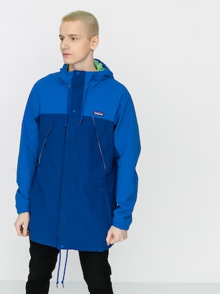 Patagonia Recycled Nylon Parka Jacket (superior blue)