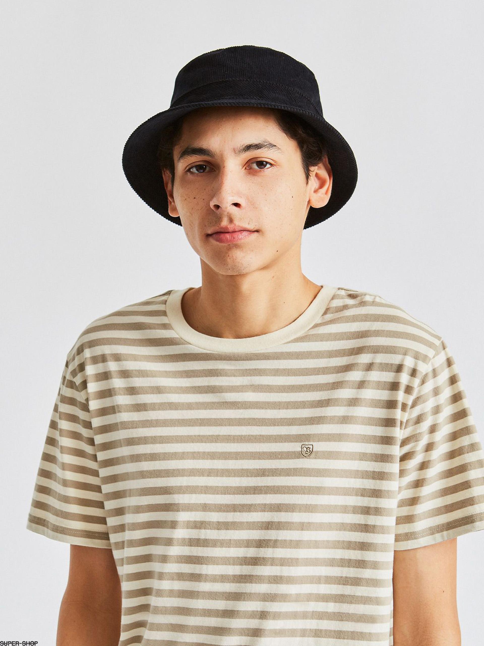 Brixton B Shield Bucket Hat Black