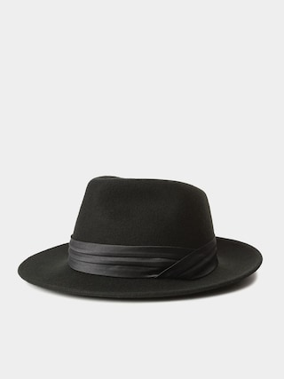Brixton Goodman Fedora Hat (black)