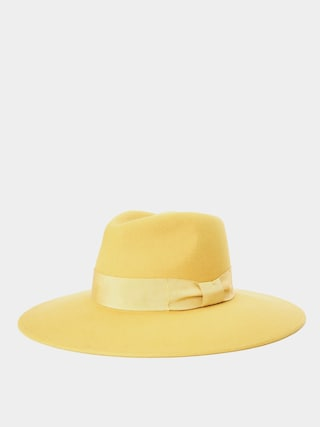 Brixton Joanna Felt Hat Wmn (sunset yellow)