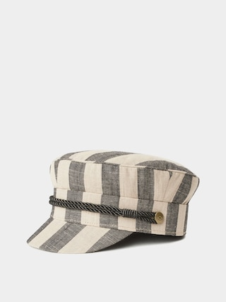 Brixton Albany ZD Flat cap Wmn (black/ivory)