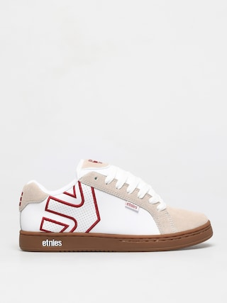 Etnies Fader Shoes (white/tan)