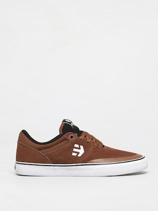 Etnies Marana Vulc Shoes (brown/black/white)