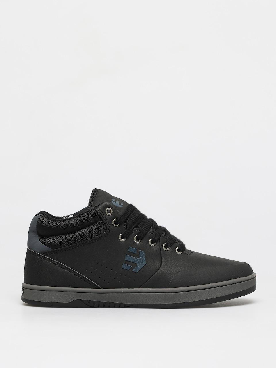 Etnies Marana Mid Crank Shoes (black/grey)