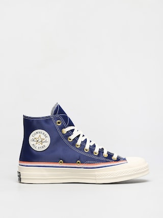 Converse Chuck 70 Hi Chucks (bright blue)