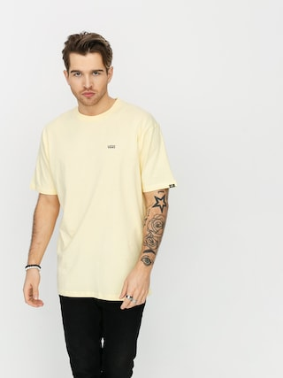 Vans Left Chest Logo T-shirt (double cream)