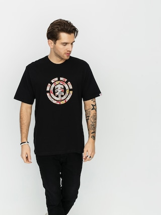 Element Origins Icon T-shirt (flint black)