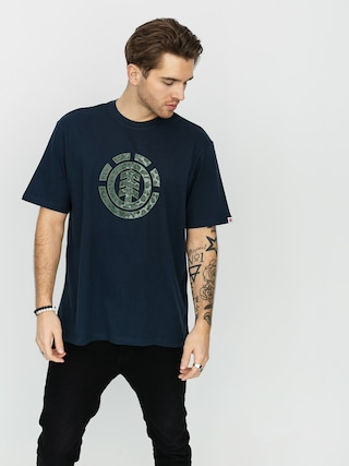 Element Leopard Icon Fill T-shirt (eclipse navy)