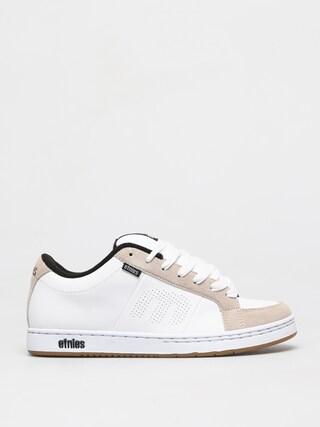 Etnies Kingpin Shoes (white/white/gum)