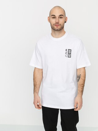 Element Love Passion Death T-shirt (optic white)
