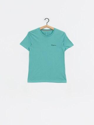 Patagonia Free Hand Fitz Roy Organic T-shirt Wmn (light beryl green)