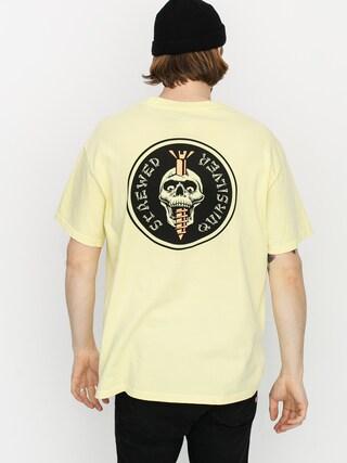 Quiksilver Broken Tongue T-shirt (charlock)