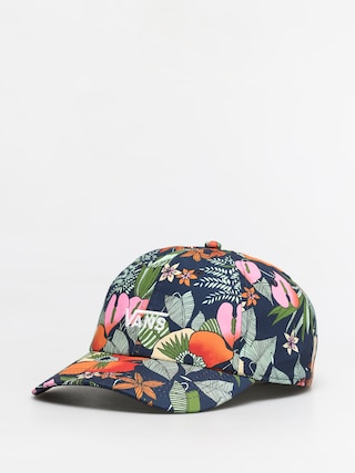 Vans Court Side Printed ZD Cap Wmn (multi tropical dress blues)