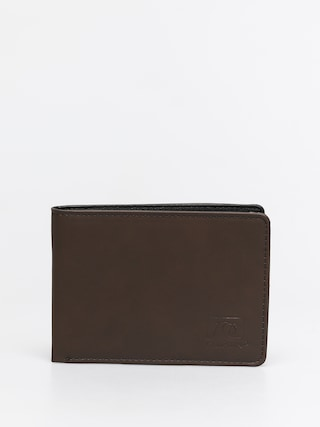 Quiksilver Slim Vintage IV Wallet (chocolate brown)