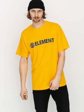 Element Blazin T-shirt (gold)
