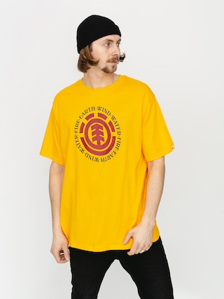 Element Seal T-shirt (gold)