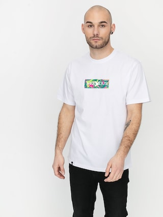 Nervous Acid Box T-shirt (white)