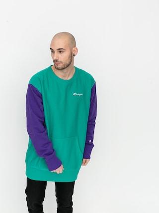 Champion Premium Crewneck Sweatshirt 214284 Sweatshirt (spgr/prp)