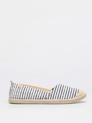 Roxy Flora II Shoes Wmn (blue/white print)