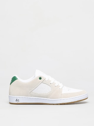 eS Accel Slim Shoes (white/green)