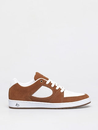eS Accel Slim Shoes (brown/white)