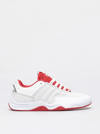 eS Evant Shoes (white/red)