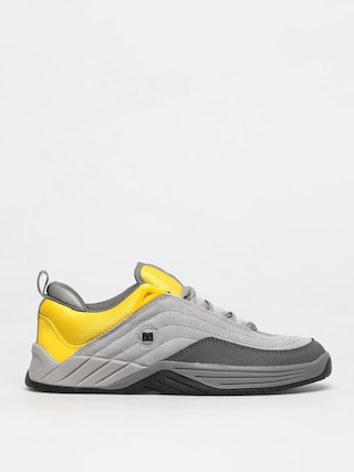 DC Williams Slim Shoes (grey/yellow)
