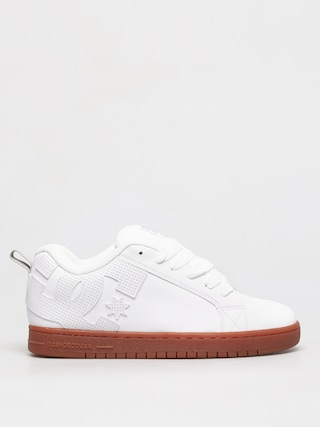 DC Court Graffik Shoes (white)
