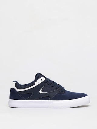 DC Kalis Vulc S Shoes (navy/white)