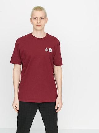 Volcom X Macba Life #1 T-shirt (cabernet)