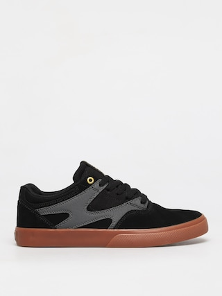 DC Kalis Vulc Shoes (black/grey)