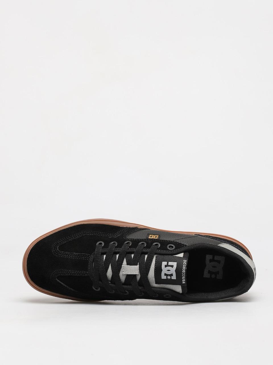 DC Vestrey Shoes (black/black/gum)