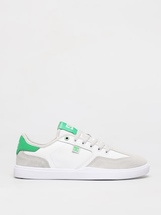 DC Vestrey Shoes (white/grey/green)