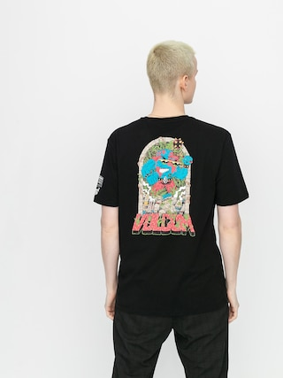 Volcom Freaks City Fa T-shirt (black)