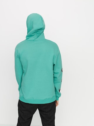 Volcom Supply Stone HD Hoodie (mysto green)
