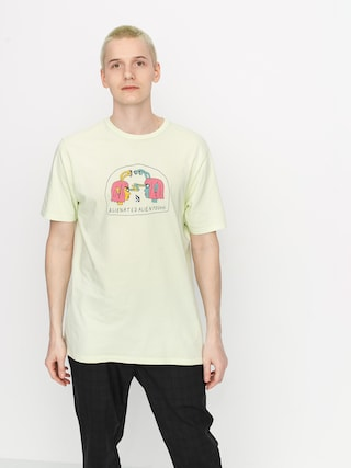 Volcom Subjects T-shirt (key lime)