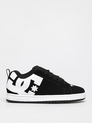DC Court Graffik Shoes (black)
