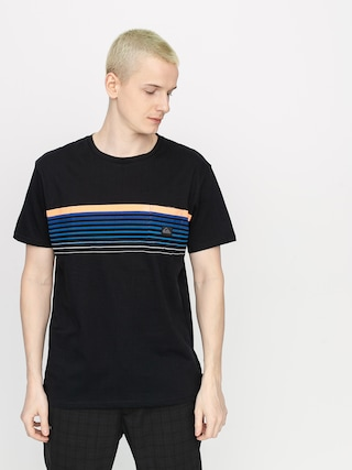 Quiksilver Slab Pocket T-shirt (black)