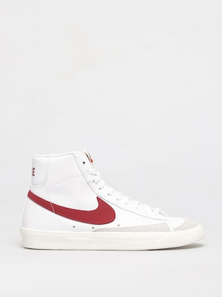 Nike Blazer Mid 77 Vintage Shoes (white/worn brick sail)