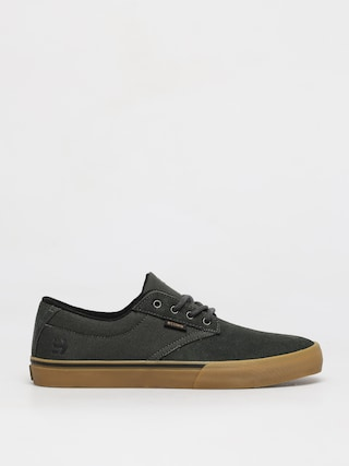 Etnies Jameson Vulc Shoes (green/black)
