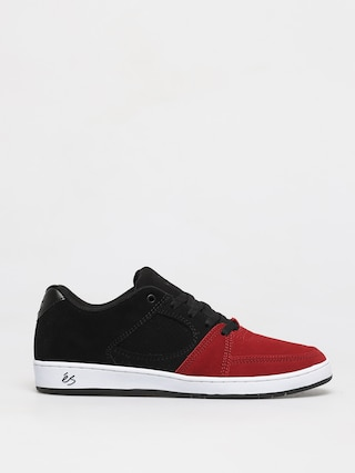 eS Accel Slim Shoes (black/red/black)