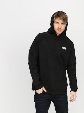 The North Face Raglan Redbox HD Hoodie (black)
