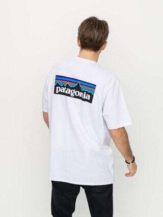 Patagonia Logo Responsibili T-shirt (white)