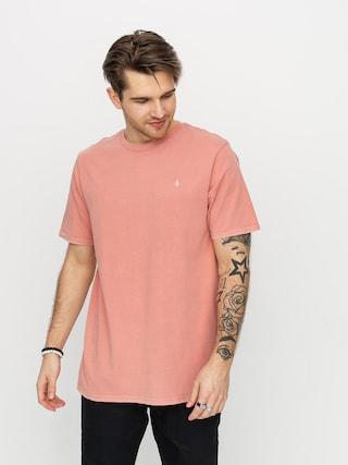 Volcom Solid Stone Emb T-shirt (sandstone)