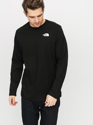 The North Face Redbox Longsleeve (black)
