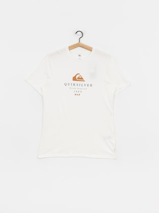 Quiksilver First Fire T-shirt (snow white)